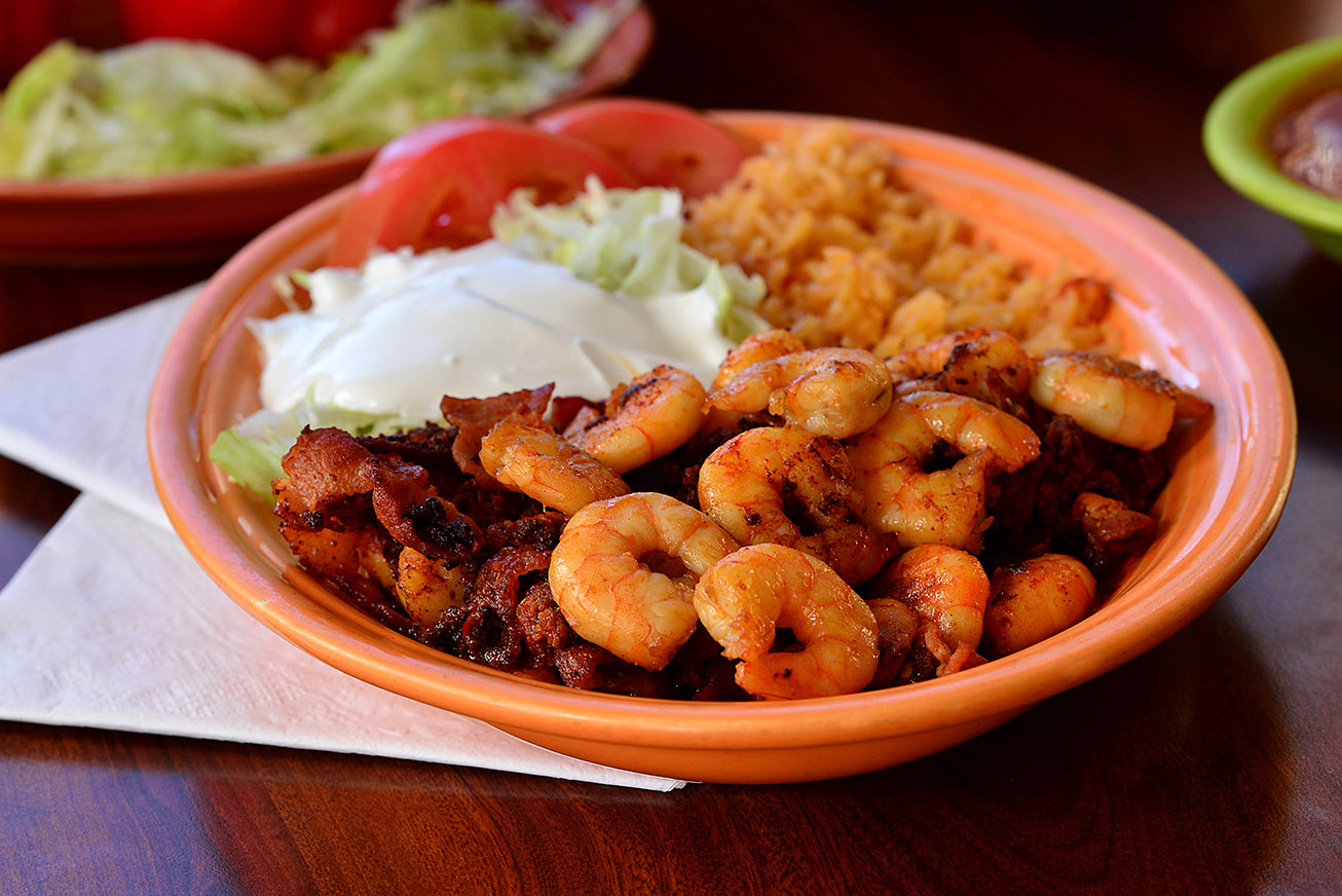 Rio Grande shrimp
